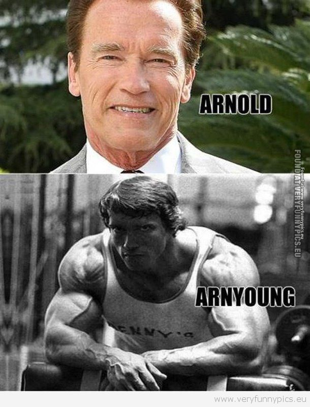 Arnold and Arnyoung