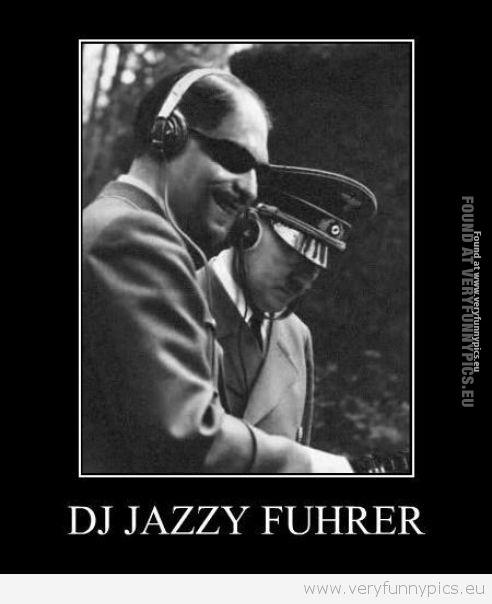 Funny Picture - Jazzy fürer
