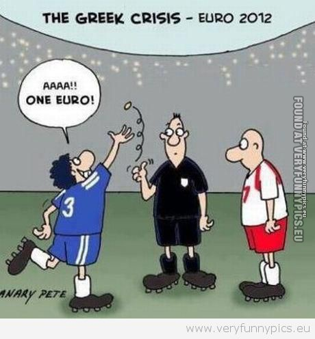 Funny Picture - The Greek Crisis