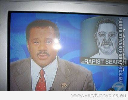 Funny Pictures - Rapist search