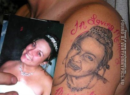 Why not to get a tatoo