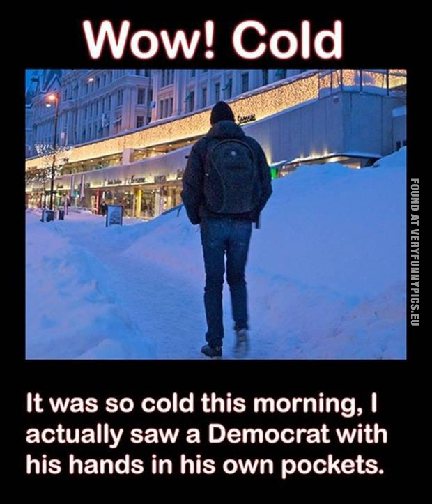 cold weather has its benefits very funny pics