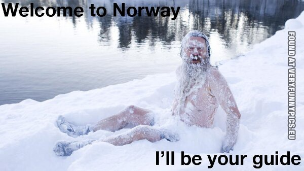 The norwegian guide | Very Funny Pics