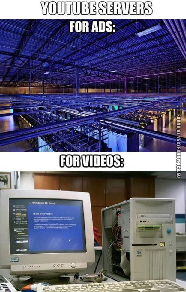 Youtube Ads VS Videos