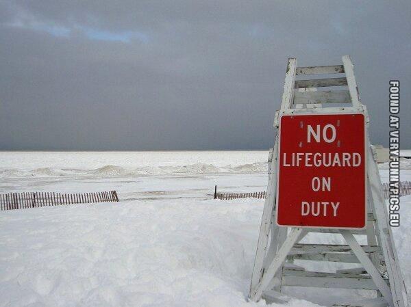 Funny Lifeguard Meme : No lifeguard on duty very funny pics