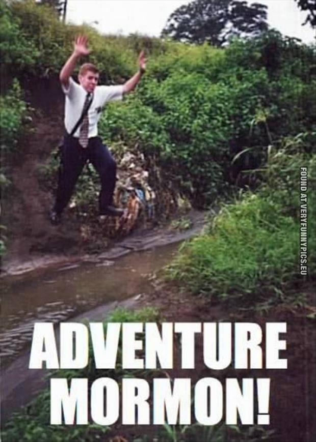 Adventure Mormon!