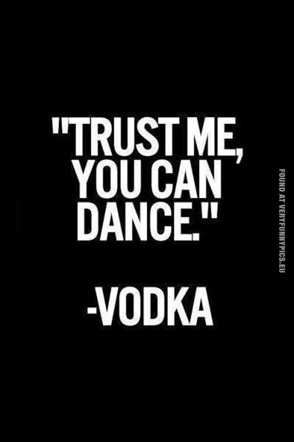 In Vodka we trust