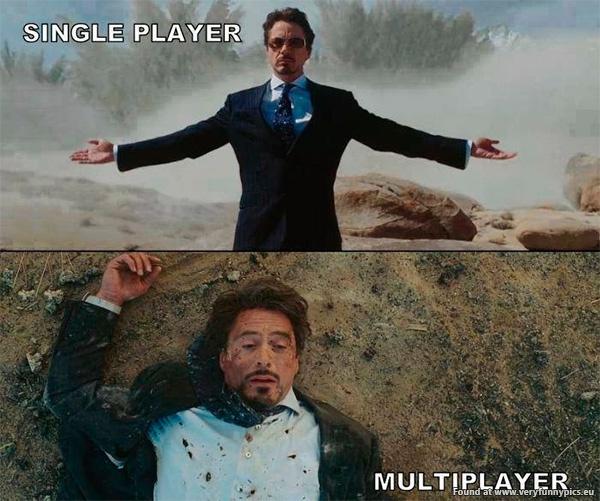 Singleplayer atau Multiplayer ? Temukan Keunikannya