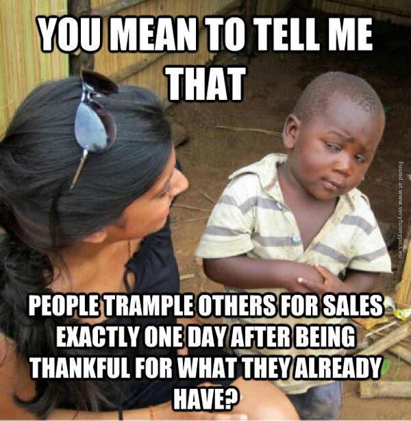 Christmas sales makes no sense | Very Funny Pics