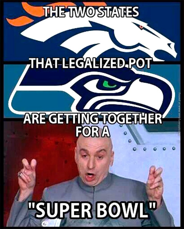 A new meaning to Super Bowl