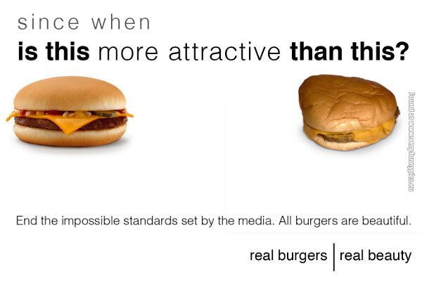funny pics all burgers are beautiful