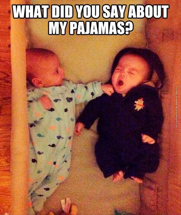 funny-pics-bullying-baby-punch-pajamas