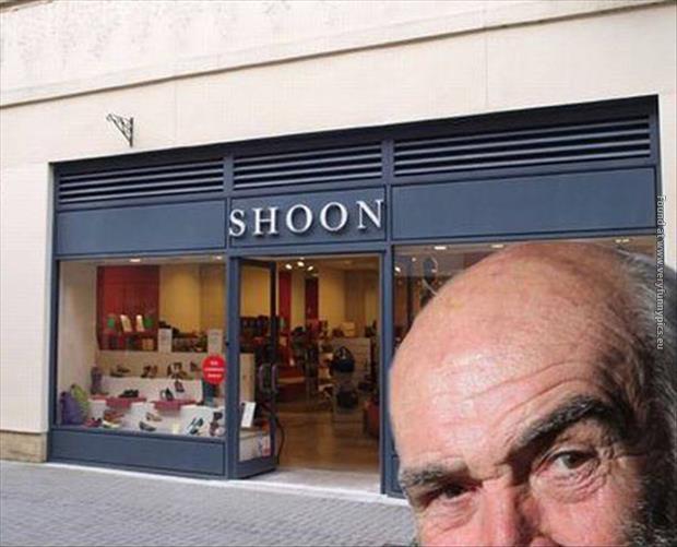 funny pics shoon sean connery