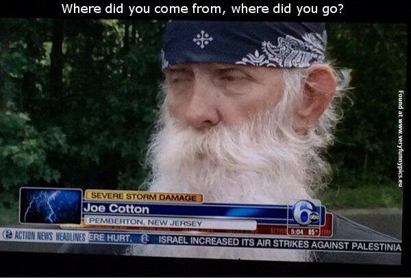 Remember the song Cotton eye Joe?