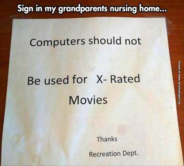 worst nursing home ever very funny pics