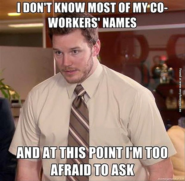 As a boss, this is a real problem for me