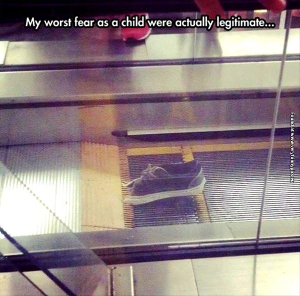 I KNEW my fear was legitimate!