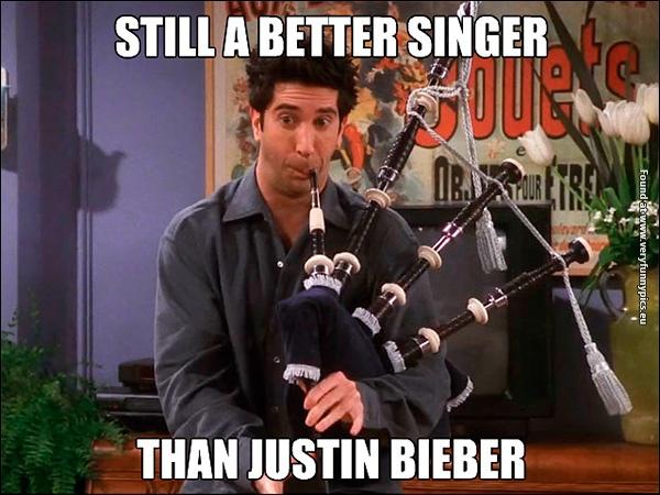 So much better than Justin Bieber