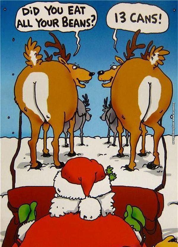 Santa's in trouble