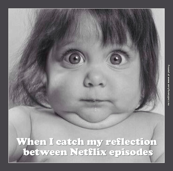 How Netflix makes me look