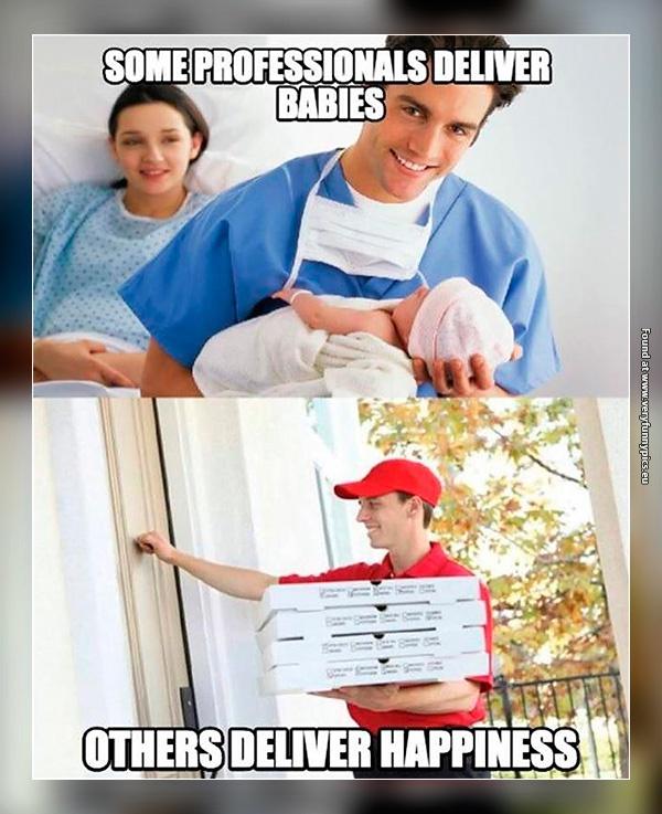 Babies VS Pizzas
