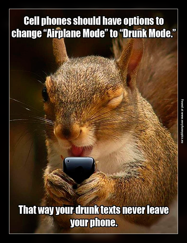 Every phone needs a drunk mode