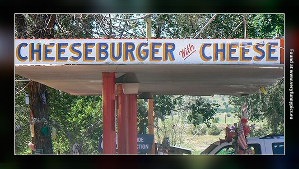 Probably the best kind of cheeseburgers…