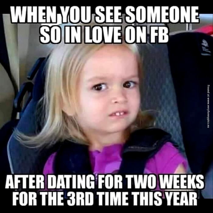 Facebook love can be so annoying