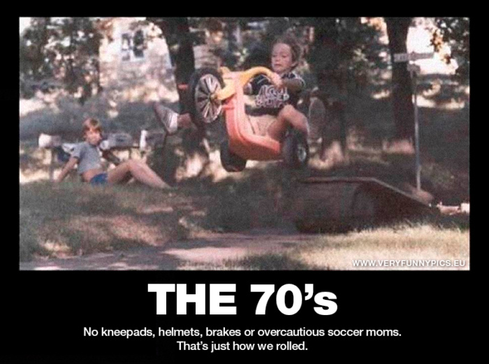 Those who were young in the 70s will understand what this picture is about
