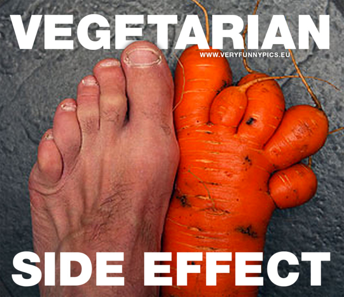 If meat builds muscle, what does vegetables build?