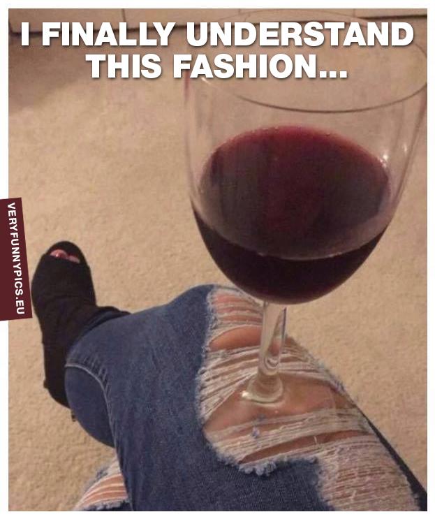 Fashion makes sense to me now
