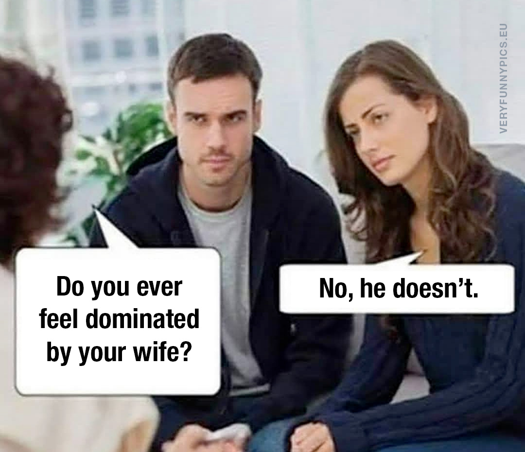 Man and woman in couple therapy